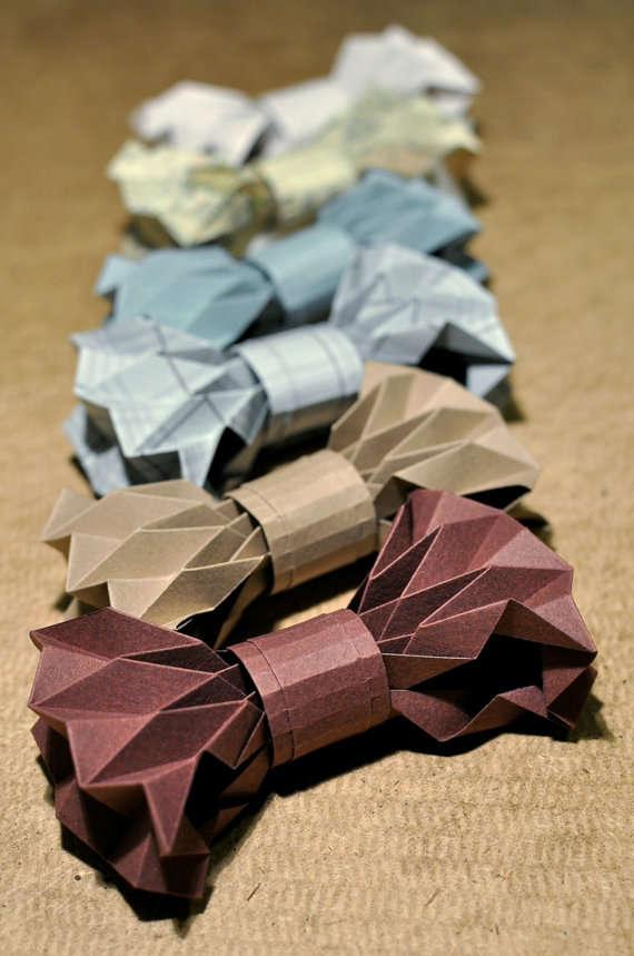 noeud origami