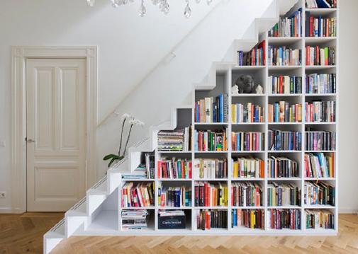 rang escalier