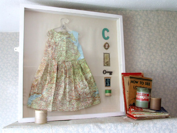 map-dress